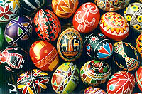 "Ukrainian Easter eggs - ""Pysanky"""